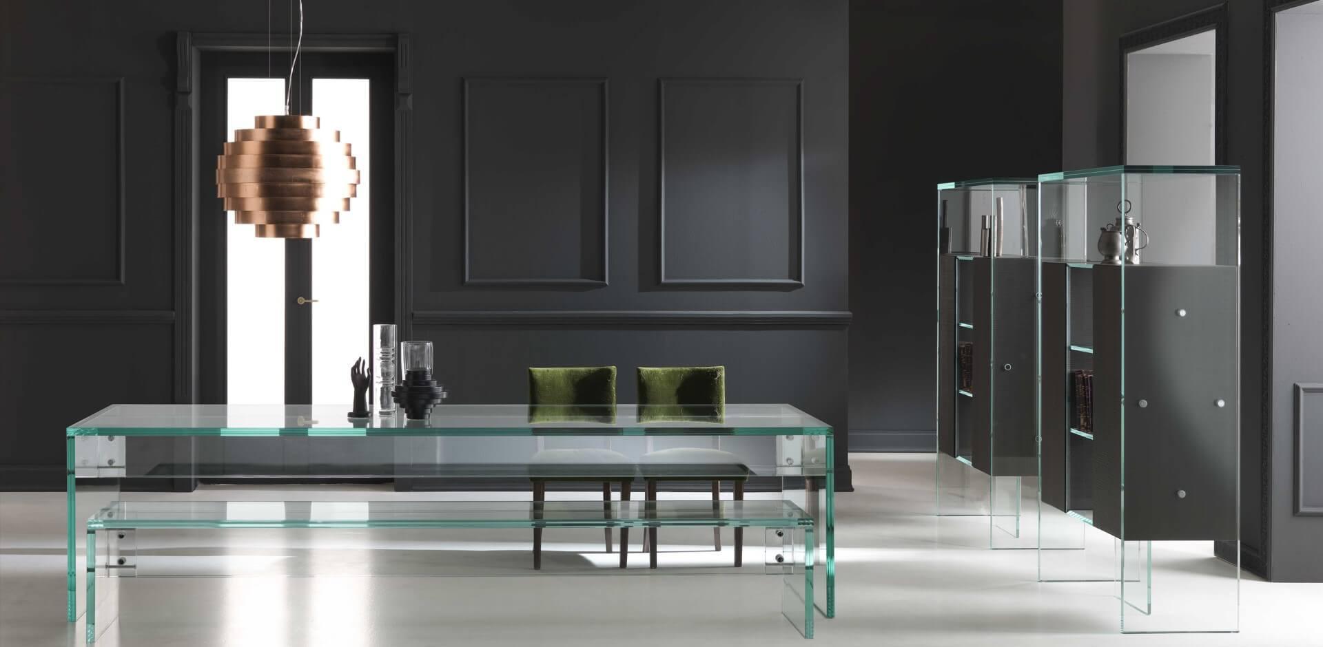 Simplicity Table ( Design by Carlo Santambrogio & Ennio Arosio - 2004).