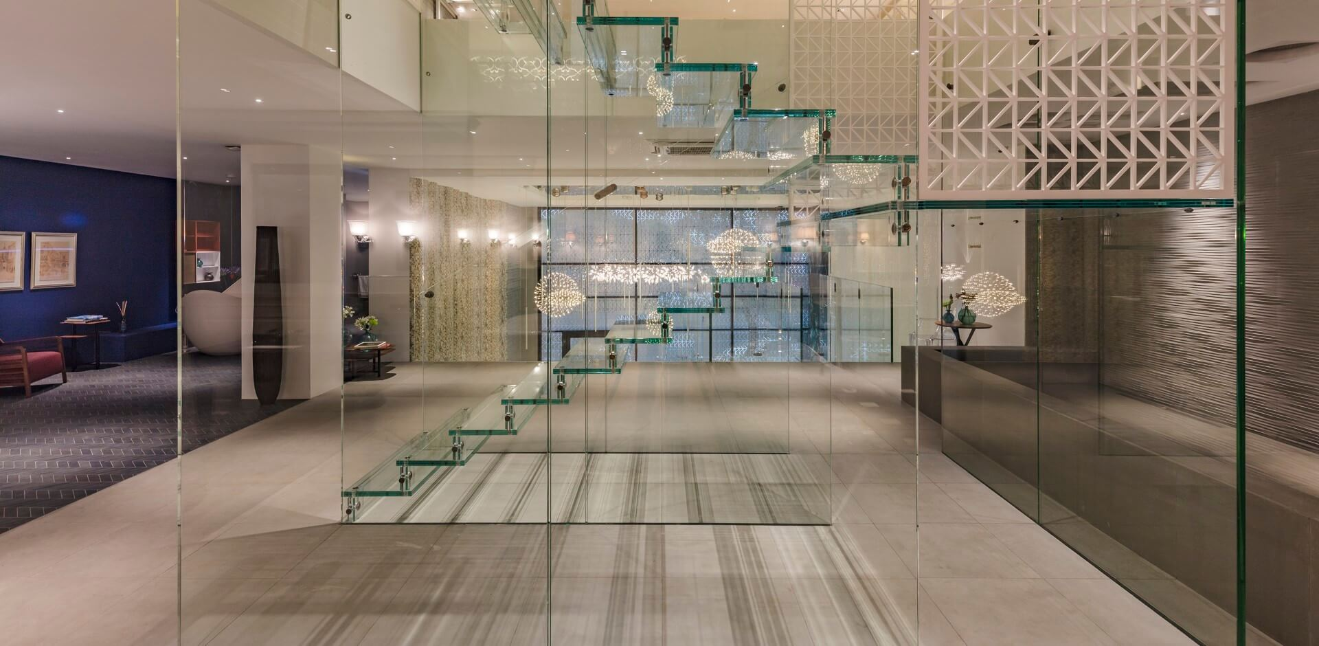 Simplicity Staircase ( Design by Carlo Santambrogio - 2017).