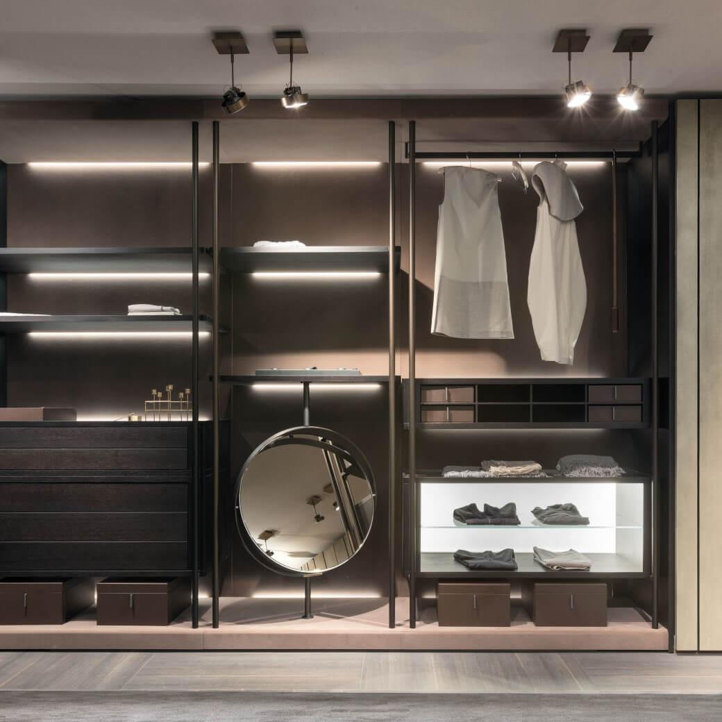 Harvey Walk-in Closet - Laura Meroni